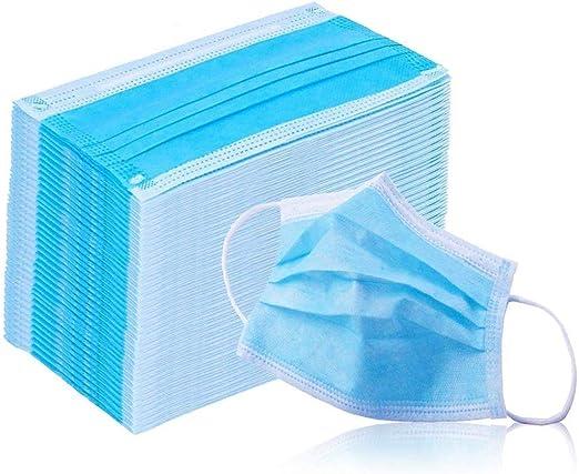 disposable face mask 100 pcs