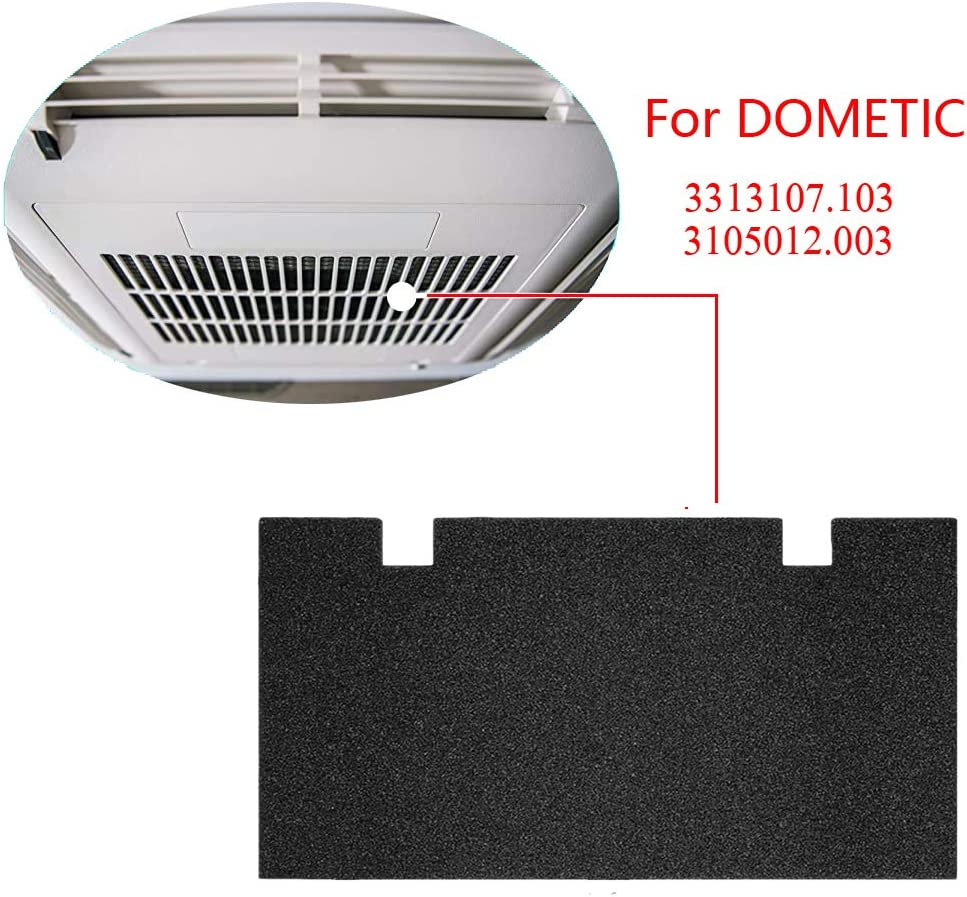 Safoner RV A//C Air Condition Filters Replacement//Air Conditioner Filters Replace 14 x 7.5-3313107.103//3105012.003
