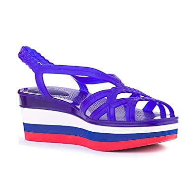 Lemon Jelly - Gubi 06 - GUBI06CANDYBLUESTRIPES - Color: Blue-Red-White -