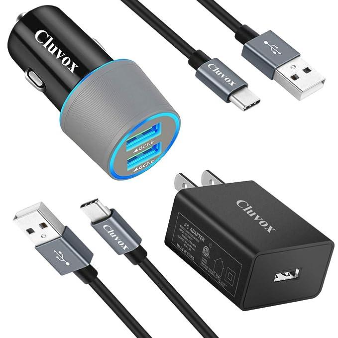 Kit de cargador rápido USB C, compatible con Samsung Galaxy ...