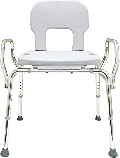 Amazon.com: Bariatric Shower Chair with Back: Health & Personal Care