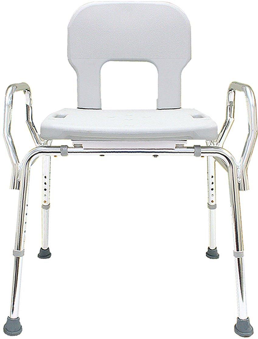 Amazon.com: Eagle Health Supplies Bariatric Shower Chair (72621 ...