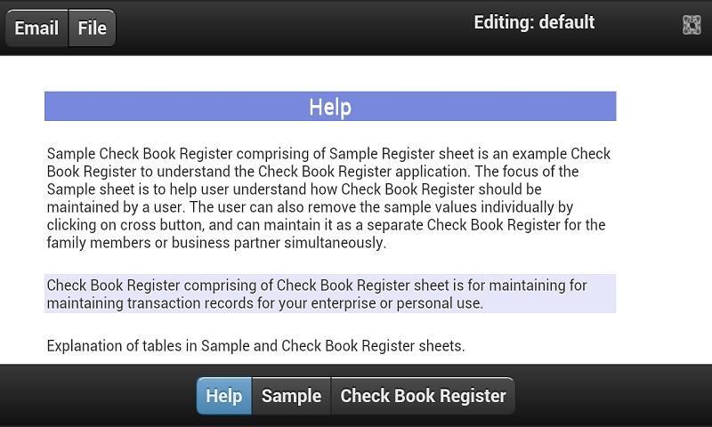 checkbook register mobi import it all