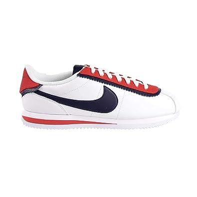 online shop amazing selection hot products Nike Cortez Basic SE Mens Shoes White/Obsidian/University Red cd7253-100