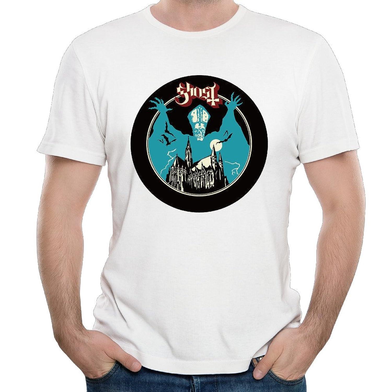 Man's Ghost Opus Eponymous Album T Shirt Cotton