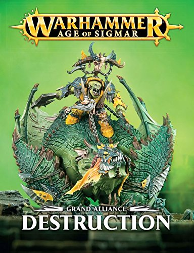 Age of Sigmar Grand Alliance: (Grand Oasis)