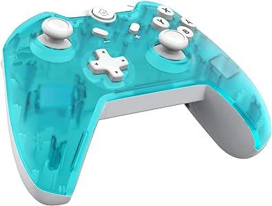 JFUNE Mando Inalámbrico para Nintendo Switch, Pro Controlador ...