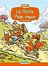 La Petite Poule rousse par Mariolle