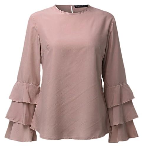 Vian Lundgaard - Camisas - Básico - Manga Larga - 100 DEN - para mujer