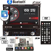 Dual 7 Touchscreen AV Cd/dvd Receiver With Bluetooth