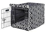 Luxury Crate Cover in Azure (XL - 28 in. L x 42 in. W x 30 in. H)