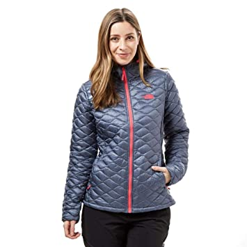 The North Face Thermoball Pro - Chaqueta Mujer - Negro 2018: Amazon.es: Deportes y aire libre