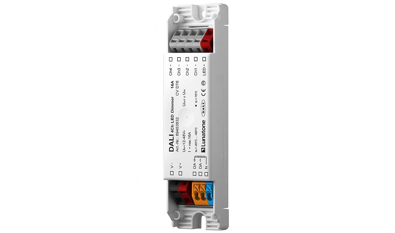 Lunatone 89453832 DALI DT6 Variateur LED 2-4 CH CC-CV