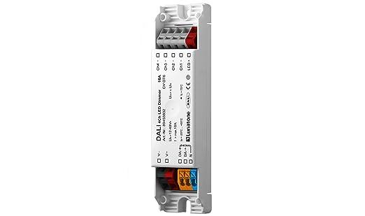 82810b513e3 Luna Tone 89453832 Dali DT6 LED Dimmer with 2 4 CH CC CV: Amazon.co ...