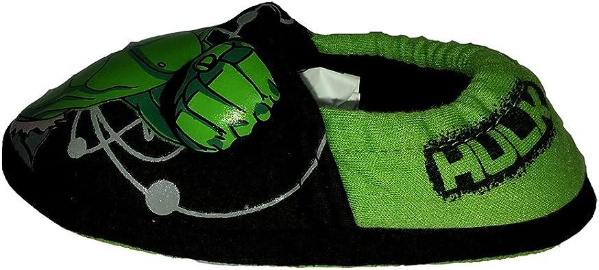 Chaussons Gar/çon Cerd/á Zapatillas de CASA 3D Avengers Hulk