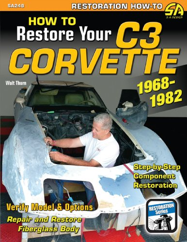 How to Restore Your Corvette: 1968-1982 -