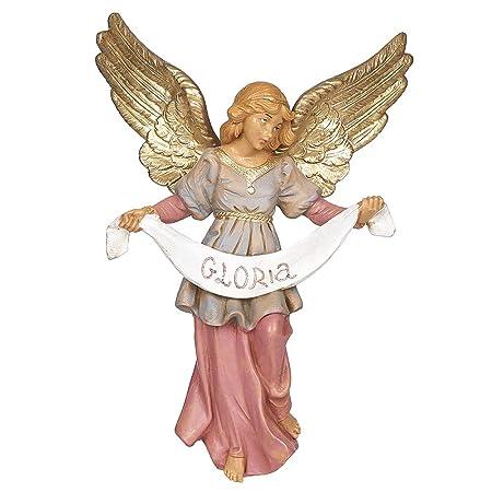 Fontanini 7.5 Gloria Angel Christmas Figurine 72817