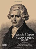 img - for Symphonies 88-92 in Full Score [The Haydn Society Edition] book / textbook / text book