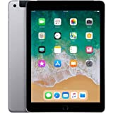 "Apple iPad, 9,7"" mit Wifi + Cellular, 128 GB, 2018, Space Grau"