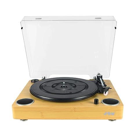 Tocadiscos Portátil RCA Jam Sound Turntable con Altavoces ...