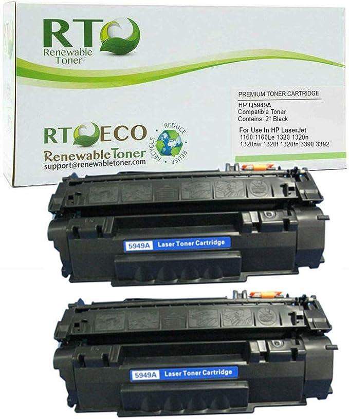 Genuine OEM HP Q5949A Black Toner HP 49A New Sealed Box