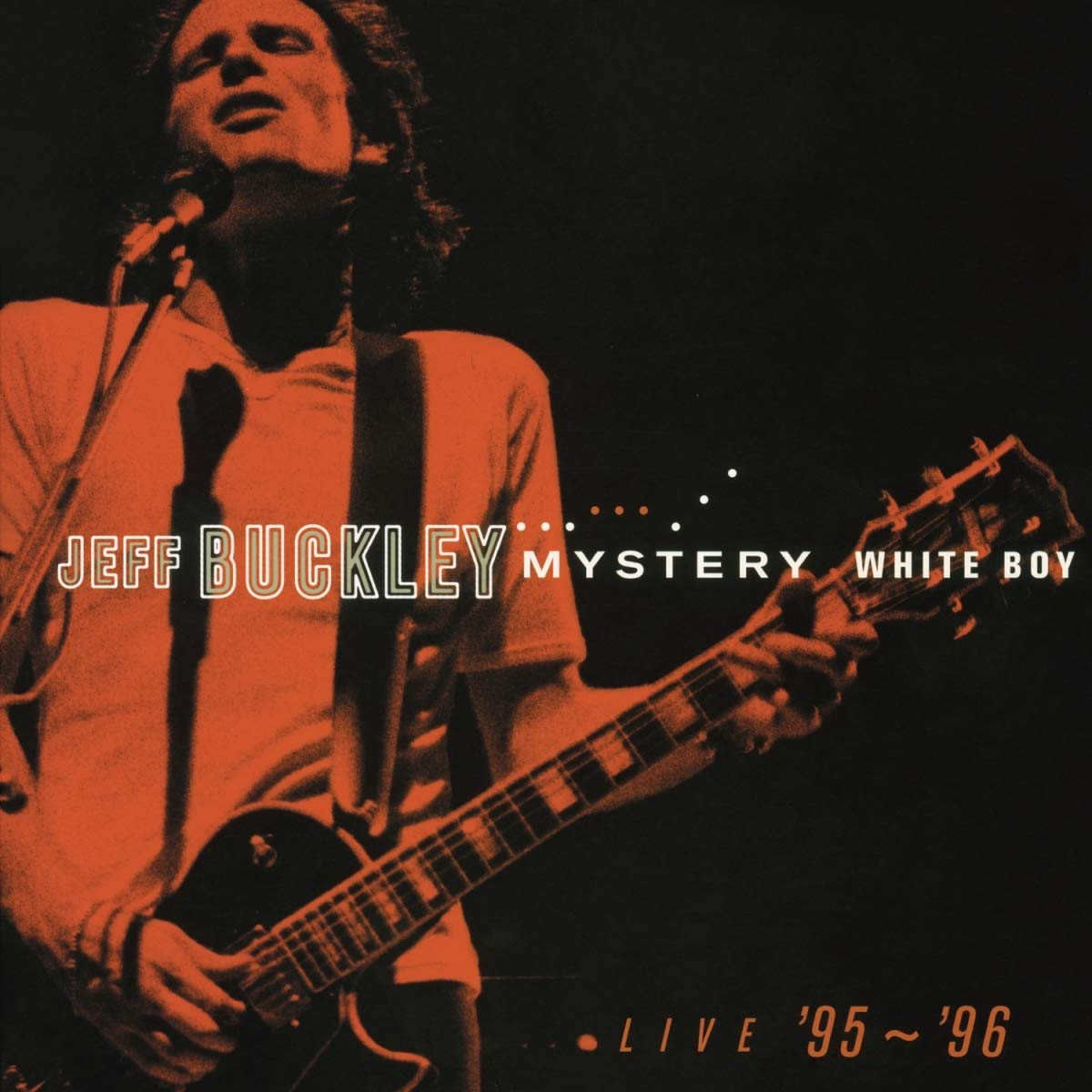 Vinilo : Jeff Buckley - Mystery White Boy (Gatefold LP Jacket, 140 Gram Vinyl, Download Insert, 2PC)