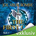 The First Law 5 Audiobook by Joe Abercrombie Narrated by David Nathan