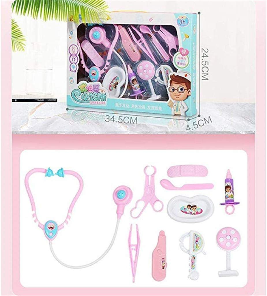 Child Doctor Dentist Suit Simulation Toy Role-Playing Game Toy Set A QIUUE 2020 Puzzle Role Playing Game Toys
