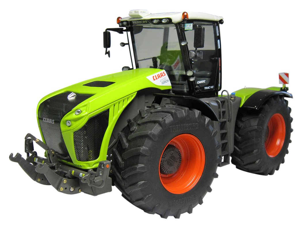 WEISE 1029 CLAAS Xerion 4000 Trac VC