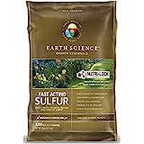 ENCAP 1188380X Earth Science Fast Acting Sulfur (25 lb.) Lawn Food