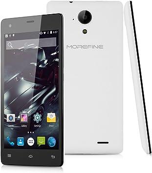Morefine MO5 4G LTE - Smartphone Libre Andriod (Pantalla 5 ...