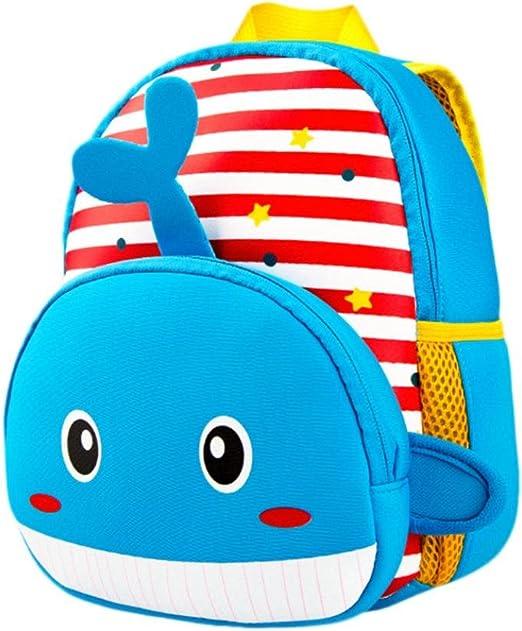 School Bag For Kids Cartoon Toddler Shoulder Schoolbag Little Baby Girl Backpack