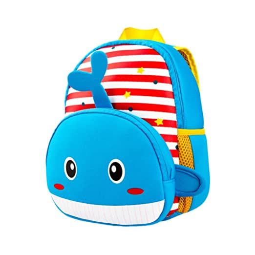 e3b47f0fc1f3 Child Backpack Toddler Kid School Bags Kindergaten Cartoon Shoulder  Bookbags ❤ ZYEE