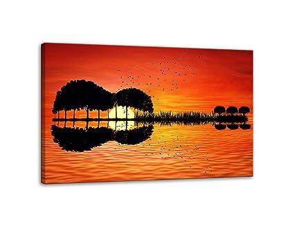Abstract Sun Set Art