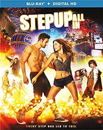 Who is moose from step up dating