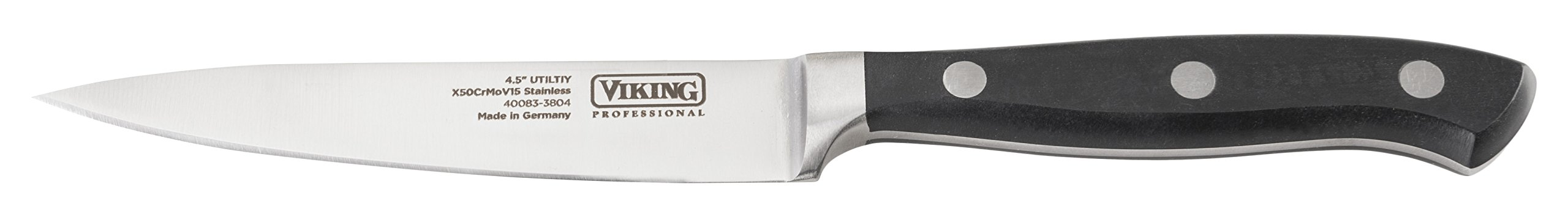 Viking Professional Cutlery Utility Knife, 4.5 Inch by Viking Culinary