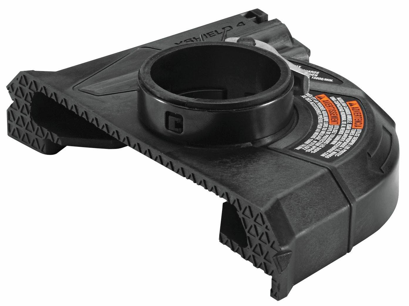 Roto Zip XS4-10 Xshield Flush Cut Guard for ZipMate 3, 4 & 5