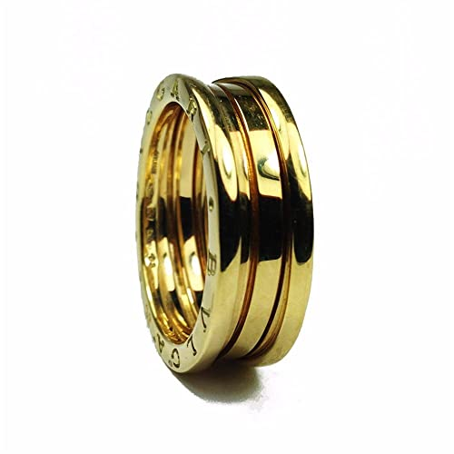 83f0298246b4 Bulgari B.Zero1 3-banda 18 K oro amarillo AN191023  Amazon.es  Joyería