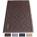 Vivaglory Durable Litter Mat, Large Enough(35″×23″), DIY to Jumbo Size, Non-Toxic Cat Mat, Trapping Litter from Box and Kitty Paws, Water Resistant, Easy to Clean For Sale