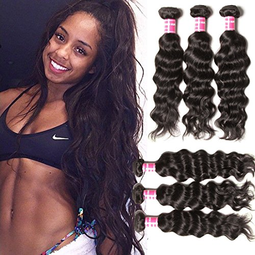 YIROO Brazilian Natural Unprocessed Extensions