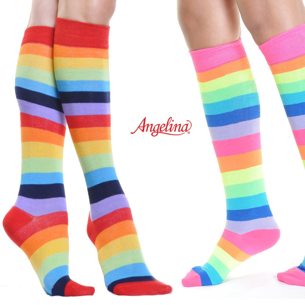Angelina KNEE HIGH Socks 2539