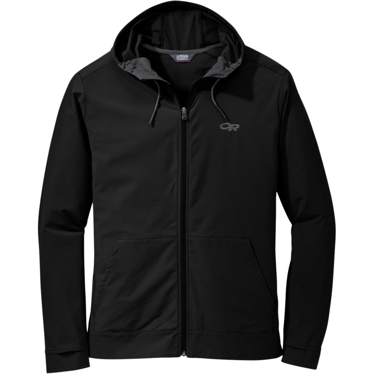 Outdoor Research Men's Ferrosi Crosstown Hoody, Black, XX-Large