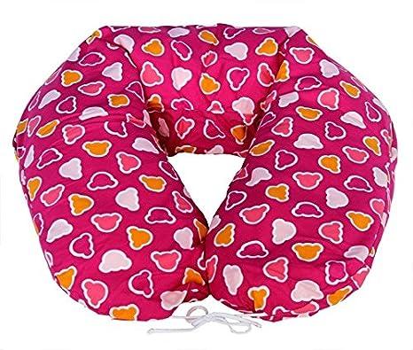 Amazon.com: rotexim – Cojín de lactancia, color rosa ...