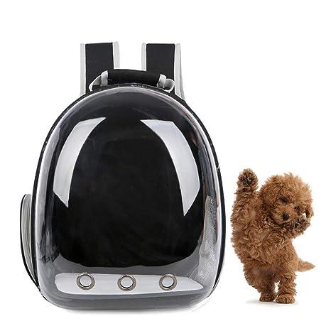 AlwaySky Mochila para Transportar Mascotas, aprobada por la aerolínea, para Perros, Transpirable,