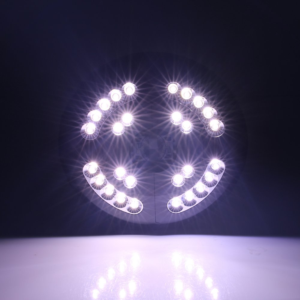 Neuste 28 Led Aussenleuchten Sonnenschirm Beleuchtung Lampe 2 Modi