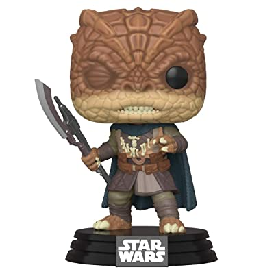 Funko Pop Star Wars: Mandalorian Trandoshan Thug Exclusive: Toys & Games