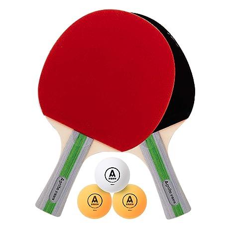 RONGJJPP Table Tennis Pala De Ping Pong Adulto Adecuada para ...