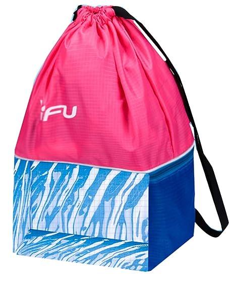 b197d7f26a95 Amazon.com: PANDA SUPERSTORE Gym Bag Wet/Dry Separation Bag Swimming ...