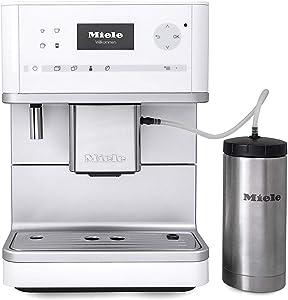 Miele CM6350 Countertop Coffee Machine, Lotus White