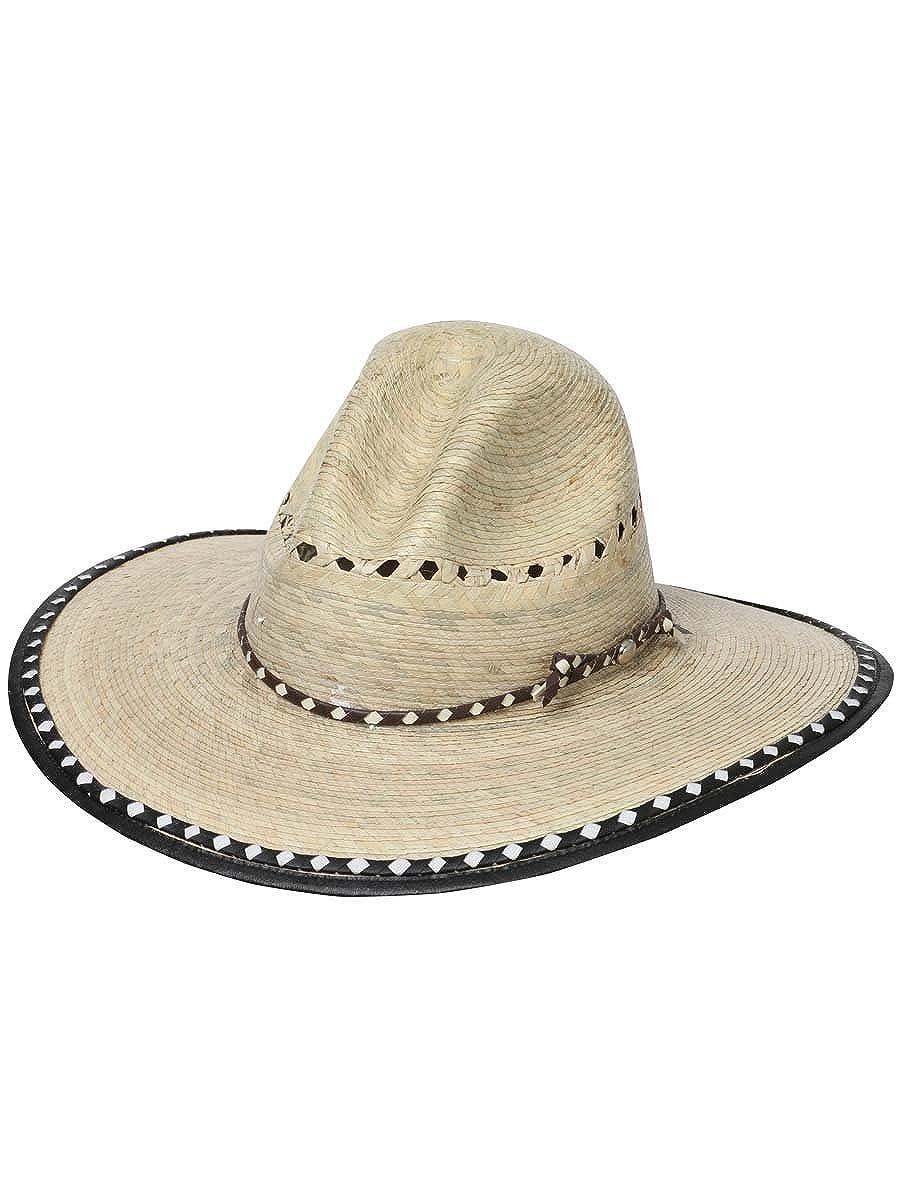 Sombrero El General Robavacas Tendido Palma Economica ID 122723 CQ1G Palma Natural